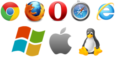 sqlite os and browsers