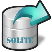 sqlite recovery database export